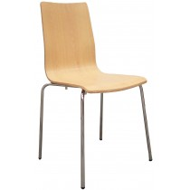 LILY CHAIR TIMBER SEAT