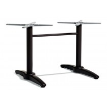 MENORCA  TWIN PEDESTAL BLACK